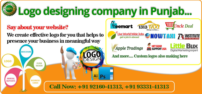 Logo Designing Company in Punjab