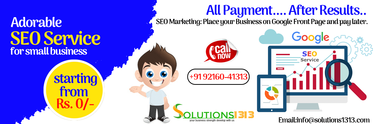 seo company in chandigarh
