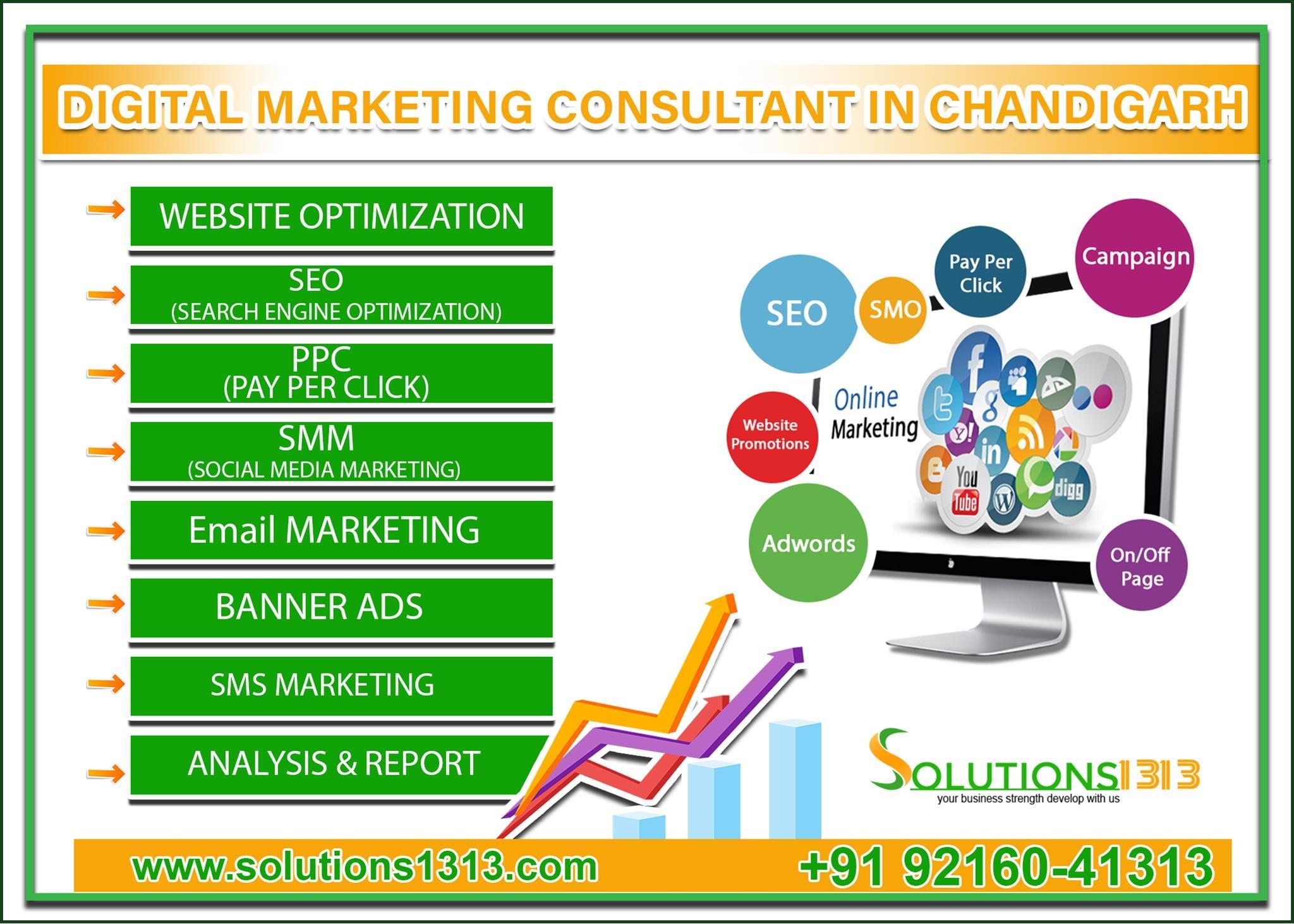 Digital Marketing Consultant in Chandigarh