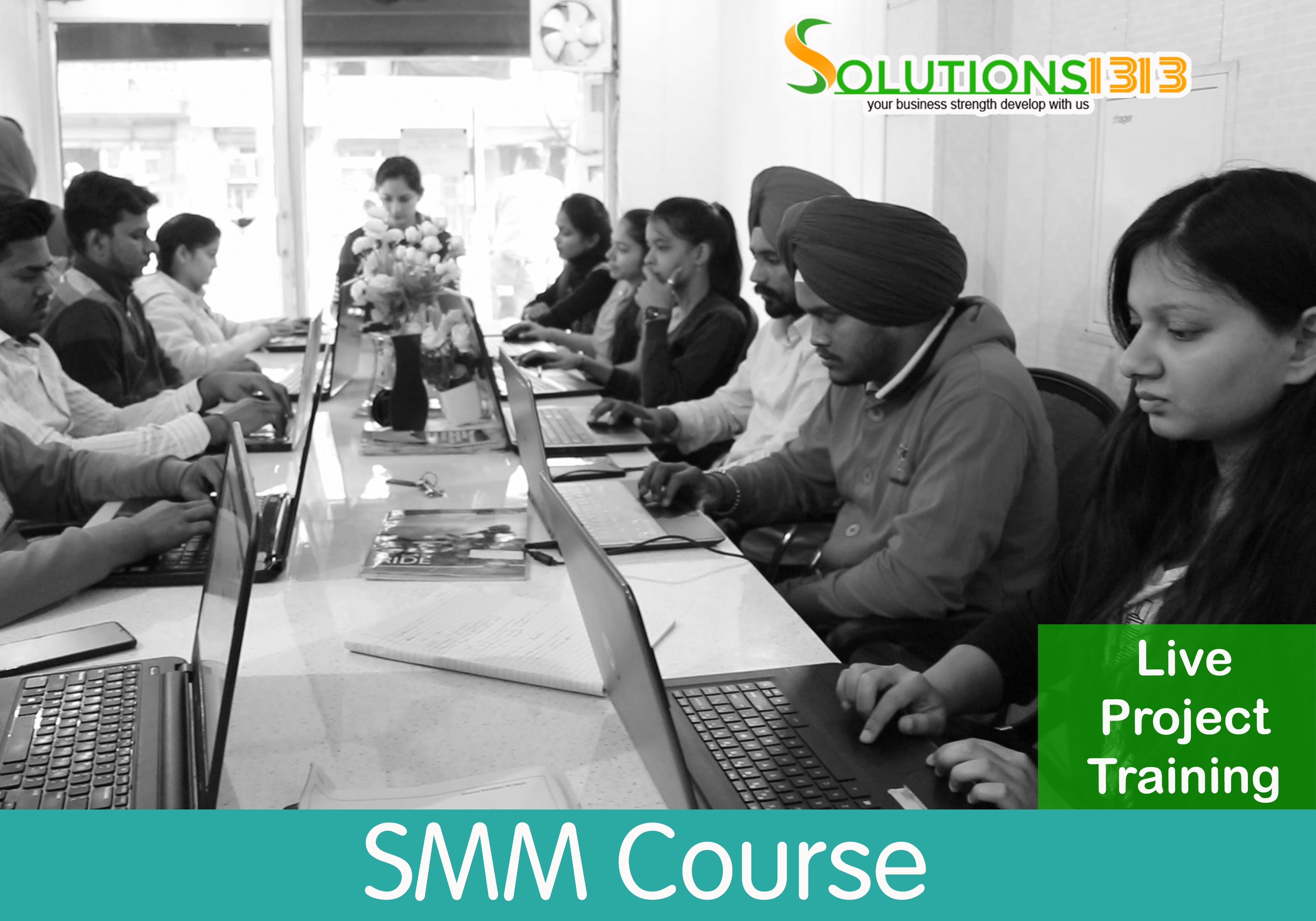 SMM Course in Chandigarh