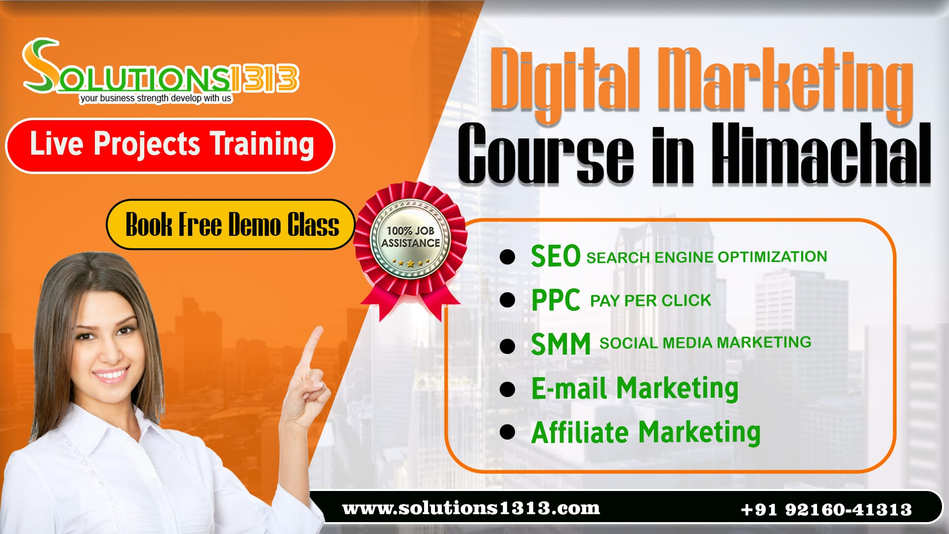 Digital Marketing Course in Himachal