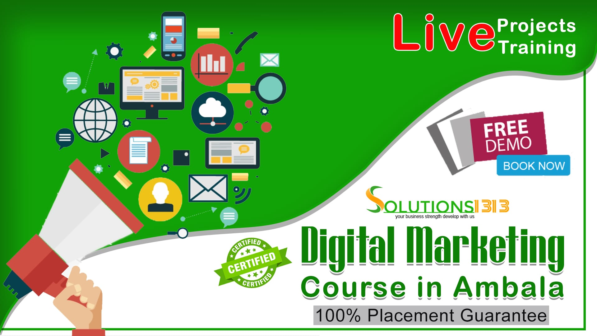 Digital Marketing Course in Ambala