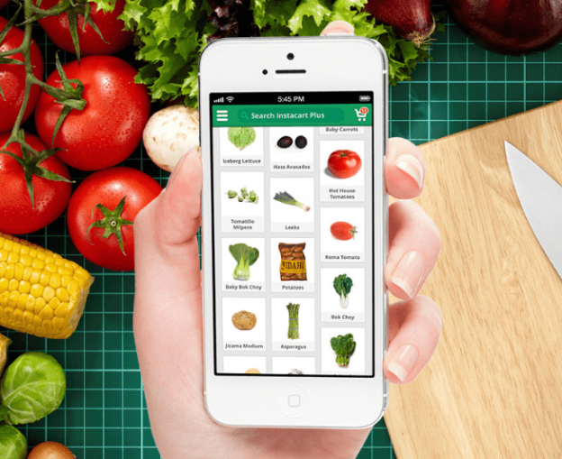 Grocery Delivery APP Development Company in Zirakpur