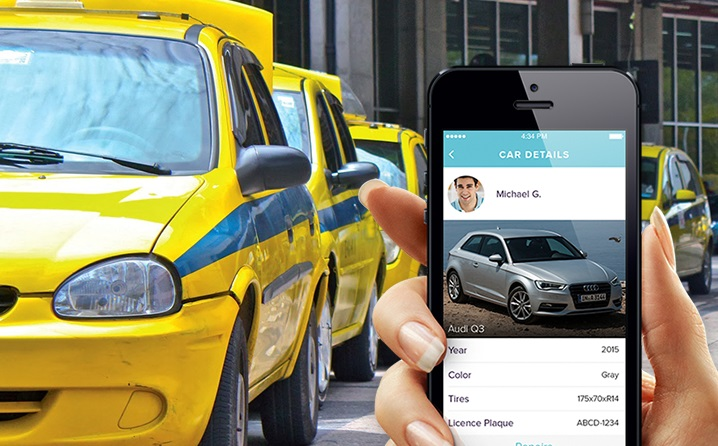 Taxi Booking APP Development Company in Mohali