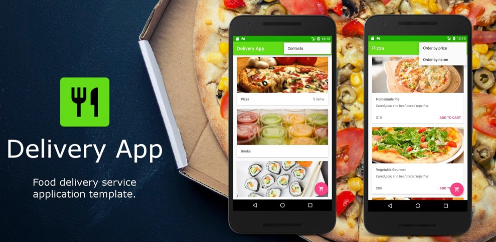 Food Delivery APP Development Company in Punjab
