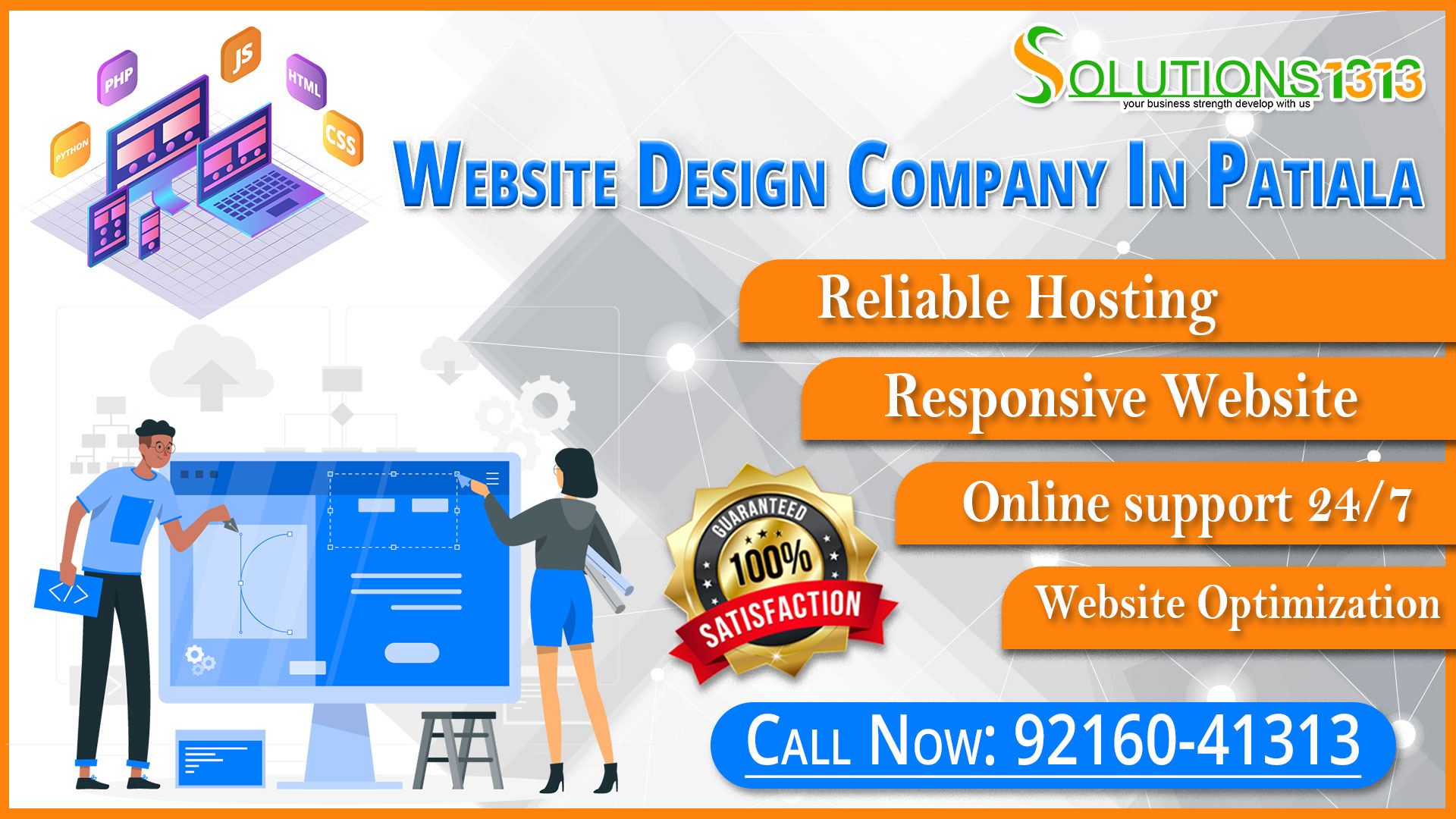 Web Designing Company in Patiala