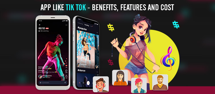Tiktok Clone APP Development Company in Delhi